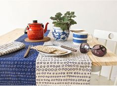 table runners:pattern