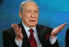Mel Brooks announces he is working on a horror film