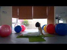 YOGA 6 Động tác yoga giúp chúng ta trẻ mãi không già - YouTube