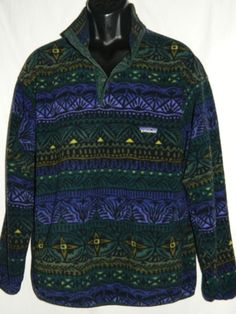 M's Synchilla® Snap-T® Fleece Pullover | Patagonia, Pullover and ...