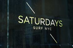 Saturdays Surf NYC. Photo by Elina Simonen.