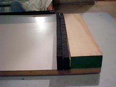 How to Build a Slideboard Field Hockey, Hockey Mom, Hockey Stuff, Hockey Training