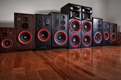 The LOUD Speaker Company! - Cerwin-Vega!