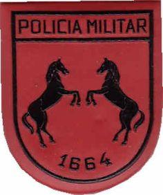 Companhia de Policia Militar 1664 Angola