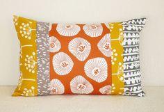 Lotta Jansdotter pillow cover