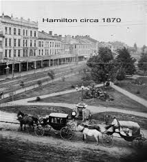 Hamilton..in 1870... Hamilton Ontario Canada, Dundas Ontario, New Pictures, Belgium, Vintage Photos, Places Ive Been, History, City, Steel