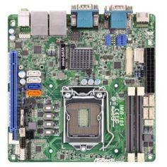 IMB-185 Intel H81 LGA 1150 DDR3 SATA3 USB3 3XRS232 2XETH LVDS Endüstriye