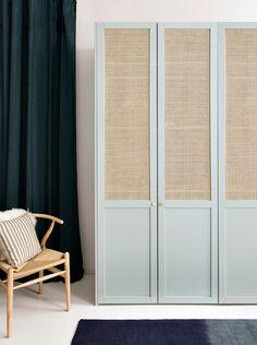 Ikea Storage Cabinets, Home Furniture, Furniture Design, Walking Closet, Closet Layout, Closet Designs, Home Interior Design, Sweet Home, Bedroom Decor