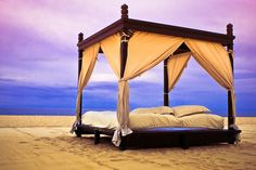 outdoor bed  like Faith Hill and videwo Breathe ....want to nap here