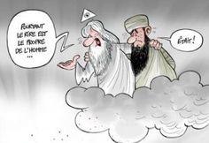 le rire interreligieux
