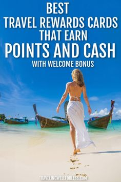 There are many travel rewards cards but only a few give you cash. Here are the best travel rewards cards that earn points and cash with a welcome bonus. Travel Advice, Travel Guides, Travel Hacks, Budget Travel, Free Travel, Travel Articles, Travel Info, Travel Essentials, Best Travel Rewards Card