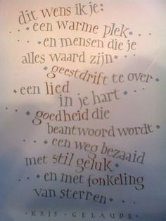 Mooie tekst New Year Wishes, Christmas Wishes, Christmas And New Year, Christmas Stuff, Christmas Crafts, Wish Quotes, Words Quotes, Me Quotes, Qoutes