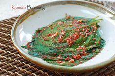 Kkaennip Kimchi (Perilla Kimchi)