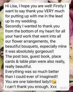 We are on a roll today - feeling very proud #review #recommendations #flowersandsparkle #kentbrides #kentweddingflorist #weddingfloristkent #venuestylist #2019bride #bridalbouquet #tablecentrepiece #happycouple #teamsparkle #kentwed