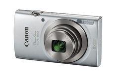 CANON 1096C001 20.0-Megapixel PowerShot(R) ELPH(R) 180 HS Digital Camera (Red)