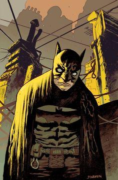 Batman by JAMES HARREN: