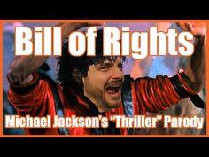 "Bill of Rights (Michael Jackson's ""Thriller"" Parody) - @MrBettsClass - YouTube"