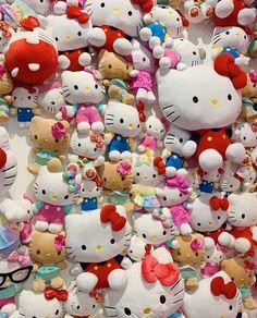 Hello Kitty Toys, Kitty Kitty, Princess Kitty, Sanrio Characters, Teenage Dream, Im Happy, Little Sisters, Vsco, Snoopy