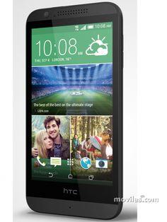 HTC Desire 510 Compara ahora:  características completas y 2 fotografías. En España el Desire 510 de HTC está disponible con 0 operadores: