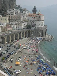Atrani, stayed there in 2006 and walked this road every day.....I will never forget it
