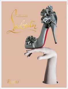 Love this book created for Christian Laboutin with David Lynch and John Malkovich.