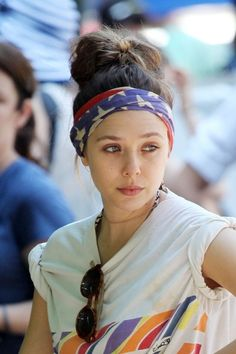 Elizabeth Olsen Photo - Stars Film 'Very Good Girls' in NYC