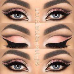 Face make up Makeup Goals, Makeup Inspo, Makeup Inspiration, Makeup Tips, Beauty Makeup, Hair Makeup, Hair Beauty, Smokey Eye Makeup, Eyeshadow Makeup