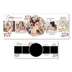 Wedding Album Cover, Wedding Album Layout, Wedding Collage, Wedding Album Design, Wedding Photo Albums, Facebook Cover Photo Template, Facebook Cover Design, Page Layout Design, Web Design
