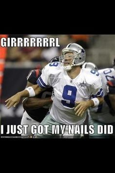 I LoVe tony romo but that made me laugh out loud!!!