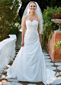 David's Bridal ($599)
