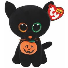 Ty Beanie Boos-Shadow the Cat!