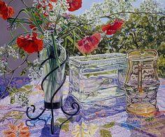 Janet Fish. art