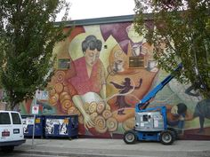 Murals and More: Commercial Drive, Vancouver BC - 1