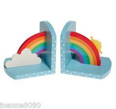 Girl's and Boy's Bedroom Accessories Rainbow Bedroom, Rainbow Nursery, Rainbow Room Kids, Rainbow House, Unicorn Rooms, Unicorn Bedroom, Girl Room, Girls Bedroom, Baby Room