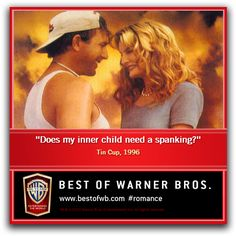 Here are my Words in Film. What are yours? Best of Warner Bros. available now at www.bestofwb.com