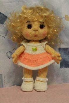 IMG 2429 - Игрушки для Варюшки - Галерея - Форум почитателей амигуруми (вязаной игрушки)