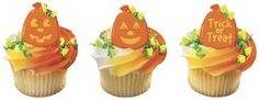 Pumpkin Faces Ring