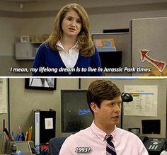 Jurassic Park Times