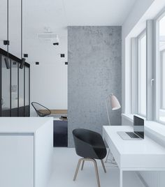 "homedesigning: "" (via Modern Minimal Homes To Inspire You) """