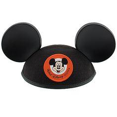 Personalizable Walt Disney World Resort Mickey Mouse Ear Hat for Adults  $13.95 ...lo tengo!