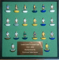 Leeds United through the years