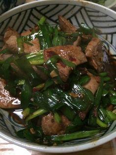 豚レバーの香味ソース炒め レシピ・作り方 by みやい038 楽天レシピ