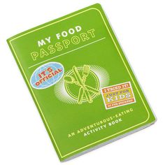 My Food Passport