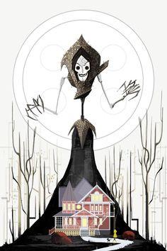 The 14 Best Animated Movies For Adults This is Coraline Coraline Jones, Coraline Art, Art Tim Burton, Tim Burton Style, Tim Burton Artwork, Tim Burton Films, Desenhos Tim Burton, Coraline Aesthetic, Laika Studios