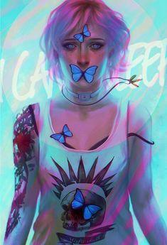 Chloe by Withoutafuss.deviantart.com on @DeviantArt #chloe #games #life #price #strange #dontnod #lifeisstrange #chloeprice