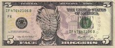U.S. money redesigned with contemporary icons | Dangerous Minds http://dangerousminds.net/comments/u.s._money_redesigned_with_contemporary_icons
