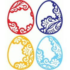 Welcome to the Silhouette Design Store, your source for craft machine cut files, fonts, SVGs, and other digital content for use with the Silhouette CAMEO® and other electronic cutting machines. Silhouette Cameo Projects, Silhouette Design, Easter Egg Crafts, Easter Eggs, Stencils, Origami, Quilled Creations, Silhouette Online Store, Egg Art
