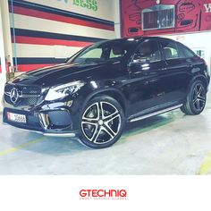 #MercedesBenz GLE Coupe protected by #Gtechniq and Gtech-UAE. Our latest #Gtechiq Stockist in #AbuDhabi @gtechuae    http://gtech-uae.com/#!slide-2
