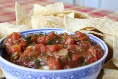 Sunny Simple Life: Easy Homemade Salsa