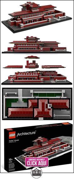 LEGO Robie House 2273pieza(s) juego de construcción - juegos de construcción (16 año(s), 2273 pieza(s), Multicolor, 42 cm, 13 cm)  ✿ Lego - el surtido más amplio ✿ ▬► Ver oferta: https://comprar.io/goto/B010V6CY88